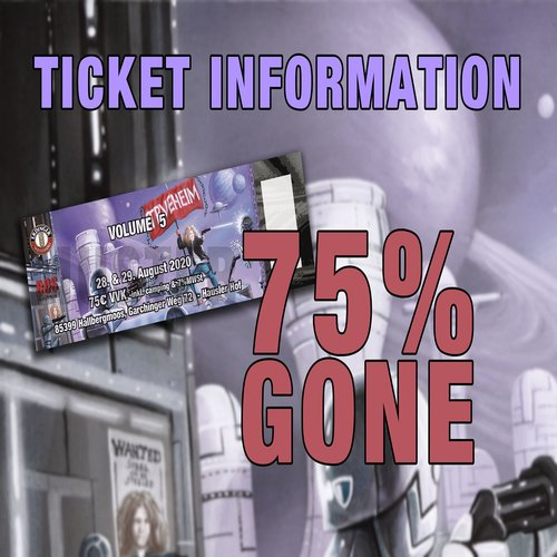 Vol. 5 - ticket information #01