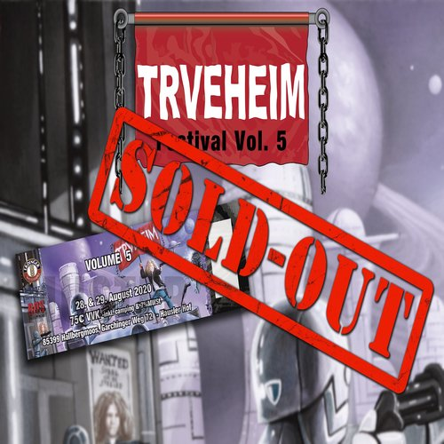 Vol. 5 - Tickets SOLDOUT