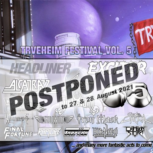 Trveheim Vol. 5 - Postponed